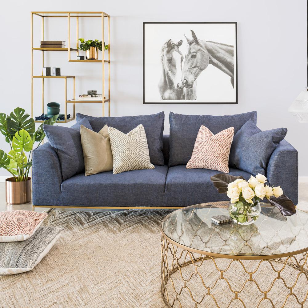 Luxe furnishings