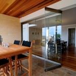 Avanti Glass: Frameless Bi-Fold Doors