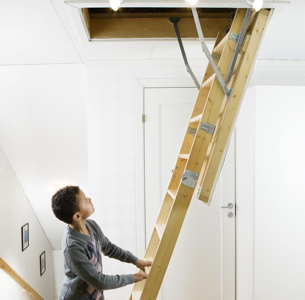 Enzie Roof Space Ladders & Enzie Roof Space Ladders - Home Base