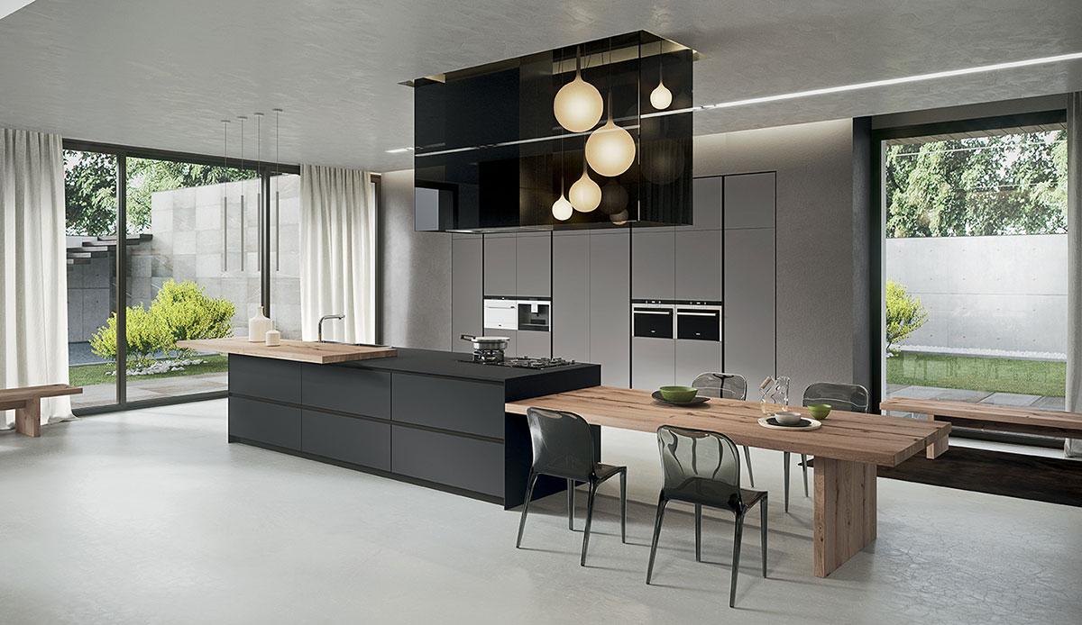 Fenix ntm home base - Cuisine design petit espace ...