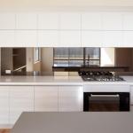 WA GlassKote: Bronze Mirror Splashback