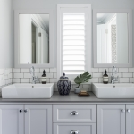 Town & Country Designs: Hamptons Bathroom