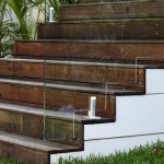 Viridian Glass: Glass Balustrade