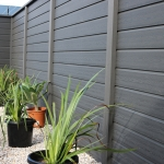 The Landscape Guys: Composite Timber Look Fencing