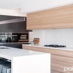 Polytec: Doors and Drawers in Natural Oak Ravine