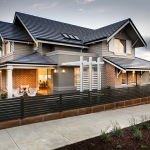Midland Brick:  2013 Telethon Home - Hamptons Inspired