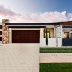 Midland Brick: Promenade Granite Driveway