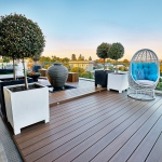NewTechWood Composite Decking: in Ipe