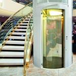 West Coast Elevators: Round Panoramic Suite