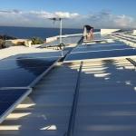 Stinson Air: Solar Installation
