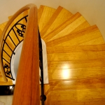 West Lake Flooring: Bamboo Stair Case