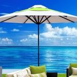 UrbanStyle Umbrellas: Cantilever Umbrella Storm