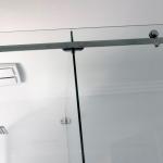 Direct Glass: 10mm Frameless Custom Made Shower