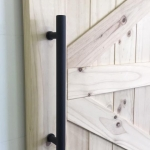 Ideal Barn Doors: Hardware