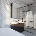 The Kitchen Door Company: Bathroom Laminex