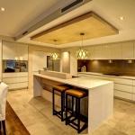 Direct Glass: Lifestyle Homes The Resonance - Bronze Glass Splashback