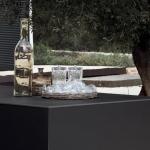 GBI – Laminam: Calce Nero External Bench Top