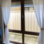 ARCO Double Glazing: Tilt and Turn Window in Nut Tree