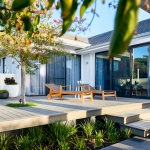 NewTechWood Composite Decking: Decking in Silver Grey