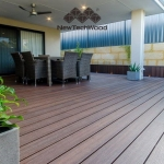 NewTechWood Composite Decking: Decking in Ipe