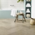 Artis Flooring: Silt - Herringbone Pattern
