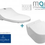 Seren-Bidet: Maro D'Italia Bidet Toilet Seat and Maro DI60 VB subway1 Combo
