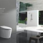Seren-Bidet: IKAHE Integrated Bidet Toilet