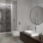 Oliveri Solutions: Rome Shower, Stockholm Tap, Oslo Toilet, Vienna Basin and Madrid Accessories
