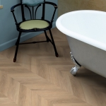 Amtico Signature Cornish Oak: Bathroom