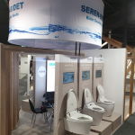 Seren-Bidet: On Display at Home Base