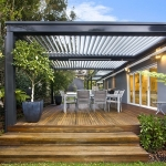 Mista Outdoors: Victory Series Roof Louvres