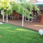 The Landscape Guys: Artificial Grass and Composite Decking