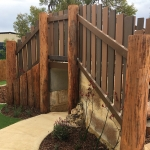 The Landscape Guys: Nature Playground Tunnel