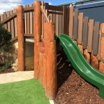 The Landscape Guys: Nature Playground Slide