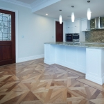 Access Timber Flooring:  WA Blackbutt Versaille Pattern