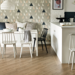 Artis Flooring: Amtico Spacia Stripwood with Border
