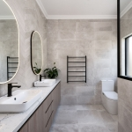 Trager Kitchens and Interiors: Chipperfield Court Bathroom Renovation