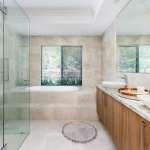 Trager Kitchens and Interiors: Seaview Rise Bathroom Renovation