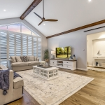 Octagon Timber Flooring: Chestnut Oak Badgerup